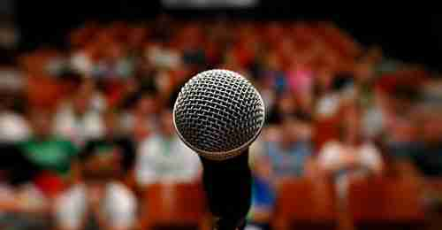 Tackle Public Speaking with Toastmasters
