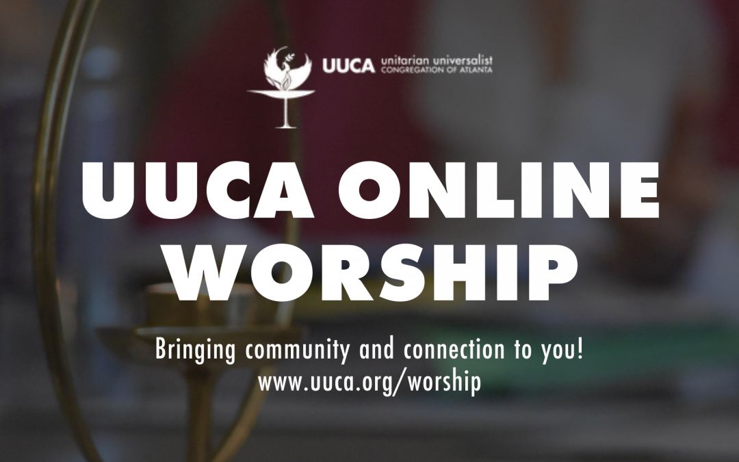 Switching to Online Worship Amid COVID-19