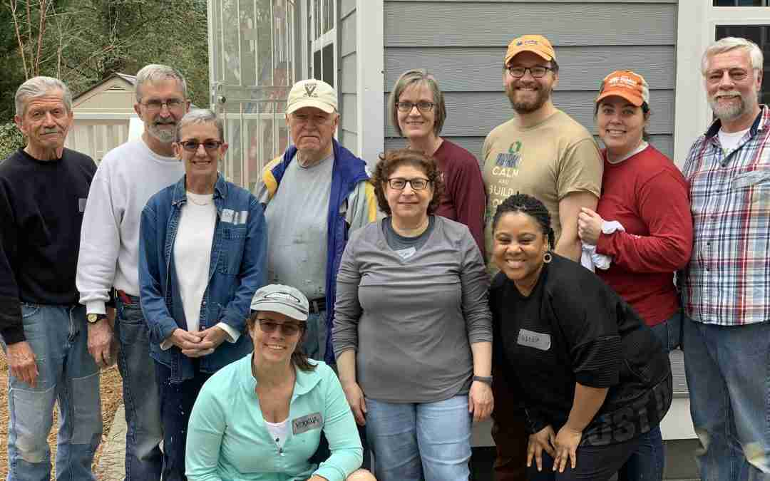 FELLOWSHIP OF THE BUILD: Building Houses with Habitat for Humanity Atlanta