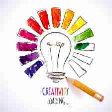 March 29th:  Creativity Unbound
