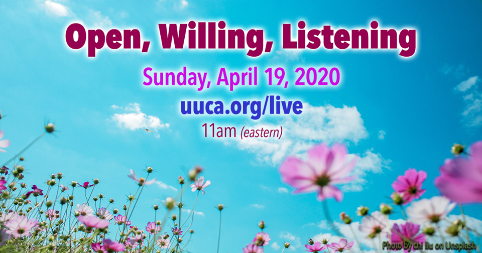 April 19, 2020 – Something for Everyone!
