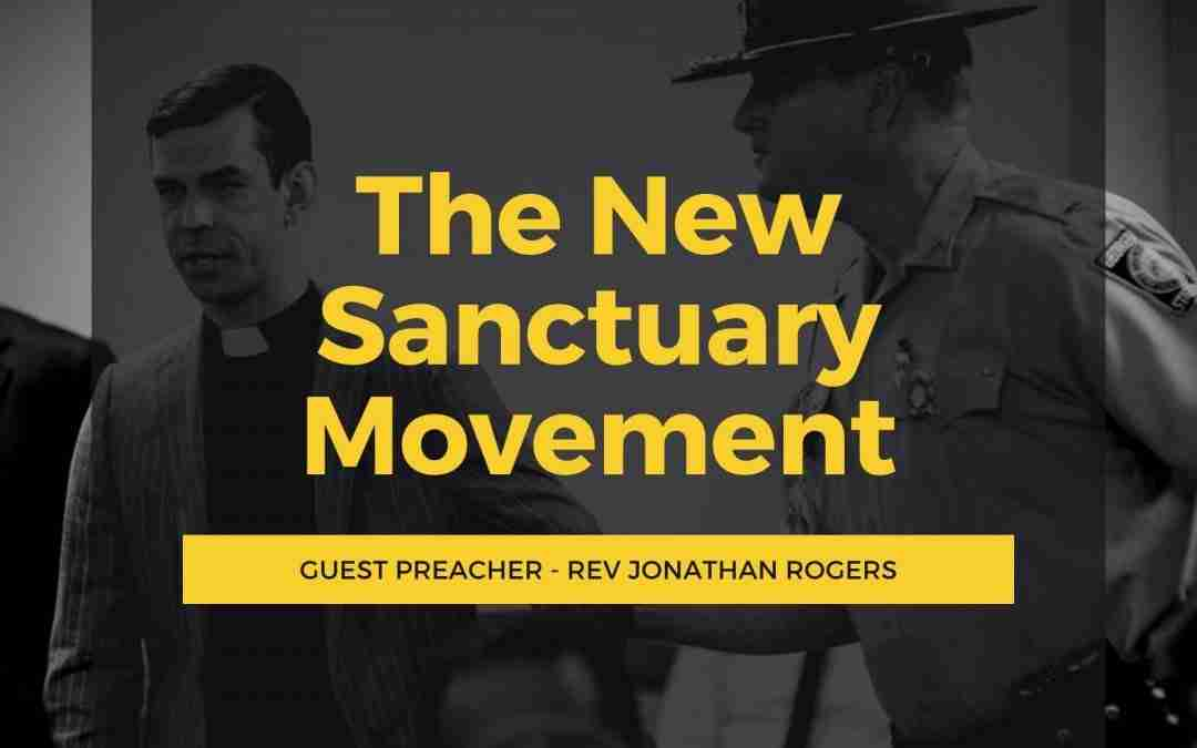 May 31, 2020 – The New Sanctuary Movement