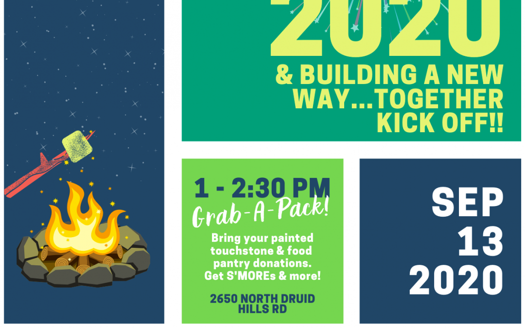 Building A New Way… Together  – Kick Off Event!